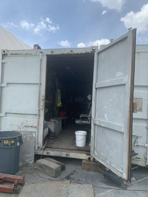 STORAGE CONTAINERS for Sale in Fort Lauderdale, FL