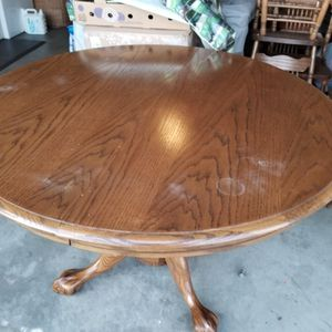 Dining Table With Chairs for Sale in Fresno, CA