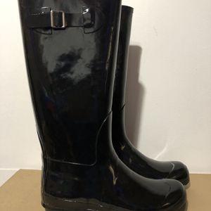 NEW Nomad Black Rain Boots (Women's Size 9) - $15 for Sale in Pomona, CA