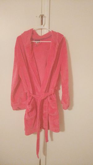 Joe Boxer hot pink house coat very warm. I have only wore twice its to short for me being 5'9 for Sale in Anderson, SC