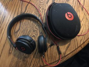 Beats by Dre Mixr headphones for Sale in Hanford, CA