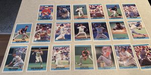 (20) 1992 Donruss baseball cards (value of set $3.76) for Sale in Montgomery, OH
