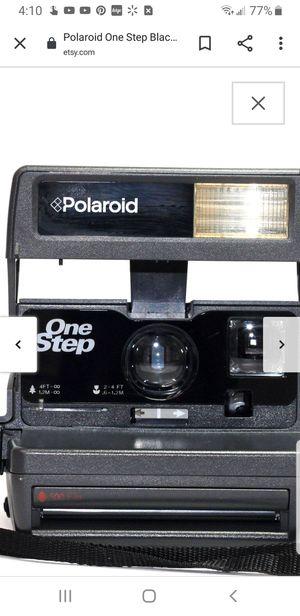 Poloroid one step original camera for Sale in Rancho Cordova, CA