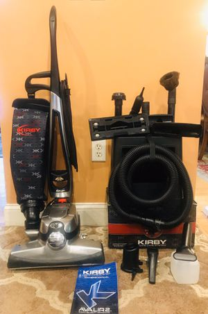 Kirby Avalir Vacuum Cleaner W/Attachments & Shampooer for Sale in Raymond, NH