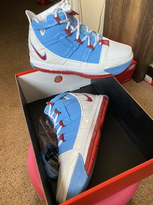 LeBron 3 Sz 10.5 Men for Sale in Los Angeles, CA