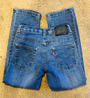 Boys Levi jeans for Sale in Livonia, MO