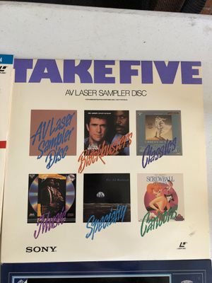 Laser disc for Sale in High Point, NC