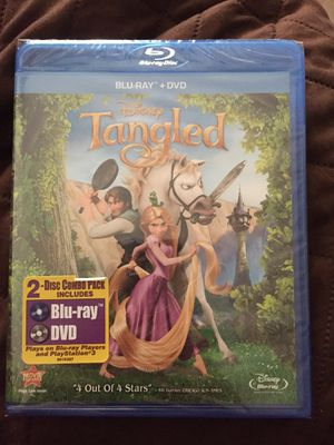 Tangled Movie for Sale in Chula Vista, CA
