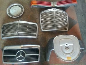 Mercedes benz W107 W108 W109 W111 W116 280 300 450 Se Sel parts for Sale in Los Angeles, CA