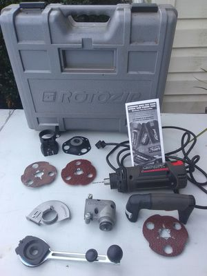 Roto zip tool and case for Sale in Milford, DE