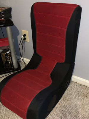 Gaming speaker chair for Sale in Tallassee, AL