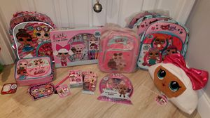 LOL Surprise Dolls items - various BRAND NEW items for Sale in Boca Raton, FL
