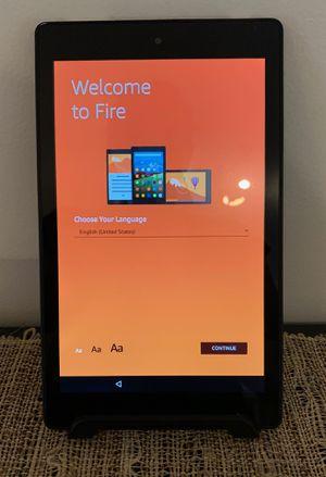 Amazon Fire HD 8 7th Generation🔥 Blue for Sale in Allentown, PA