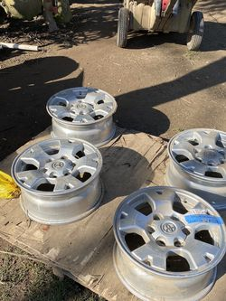 2016 Toyota Tacoma Rims for Sale in Boring,  OR
