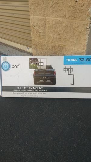 Tailgate tv mount Onn for Sale in Upland, CA