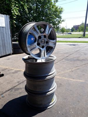 18inches Toyota rims for sale for Sale in Cleveland, OH