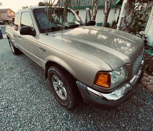2002 Ford Ranger 4x4 for Sale in Delano, CA