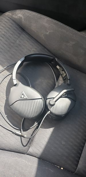 Turtle Beach Recon 200 gaming headset delivers high-quality game . for Sale in Gulfport, FL