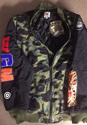 BAPE Jacket for Sale in Roseville, CA