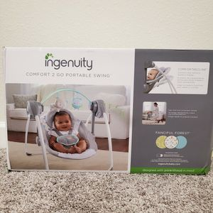 INGENUITY PORTABLE BABY SWING for Sale in Orlando, FL