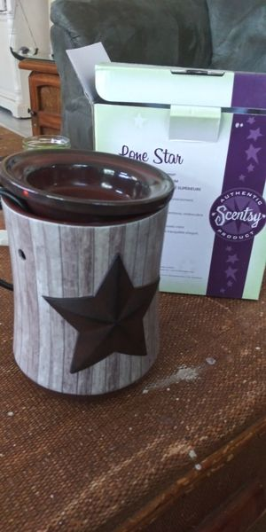 Lone Star Scentsy Warmer for Sale in Saint Petersburg, FL