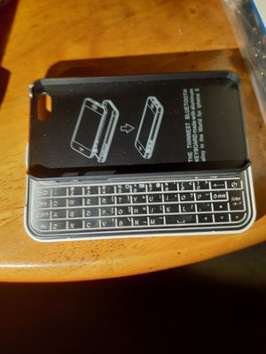 iPhone 5 bluetooth keyboard case for Sale in Monroe, OH