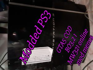 Modded PS3 for Sale in Willow Springs, CA