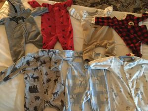 Baby boy clothes nb- 3 months (50+ items) for Sale in Carlsbad, CA