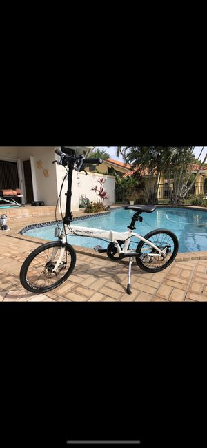 Dahon f18 Folding Bike for Sale in Boca Raton, FL