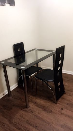 Glass kitchen table for Sale in Imperial, MO