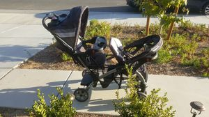 Baby Trend double stroller Sit N Stand for Sale in Riverside, CA