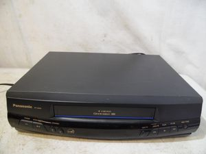 Panasonic PV-8400 Omni Vision 4 Head VHS Video Cassette Tape Player Recorder for Sale in Lansdowne, PA