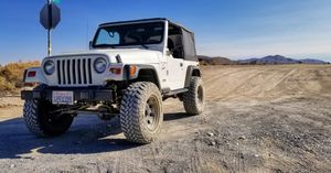 2000 Jeep Wrangler TJ sport for Sale in City of Industry, CA