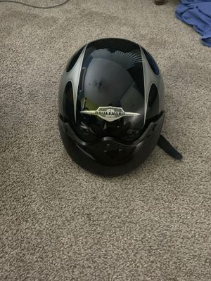 Boulevard Suzuki Motorcycle Helmet for Sale in Lancaster, OH