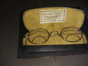 Antique glasses with case for Sale in Concord, CA