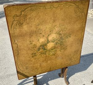 Antique Folding Card Table for Sale in Anna Maria, FL