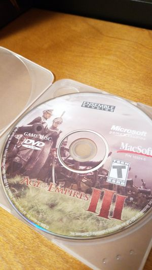 Age of Empires III for Mac for Sale in Miami, FL