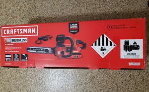 Craftsman chainsaw for Sale in Kennesaw, GA