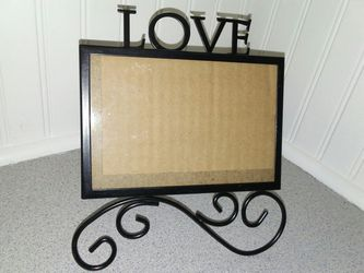 LOVE 4 x 6 picture frame for Sale in Everett,  WA