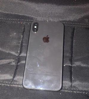 iPhone X 64gb Clean! for Sale in Atlanta, GA