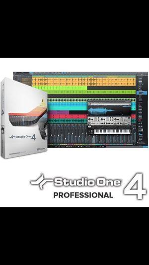 Studio one 4 professional for Sale in Chesapeake, VA