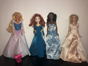 DISNEY PRINCESSES DOLL LOT for Sale in Portland, OR