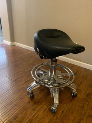 Pneumatic Stool/chair/throne for Sale in Chandler, AZ