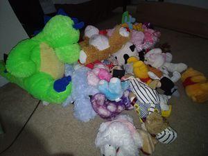 Stuffed animals for Sale in Stockbridge, GA