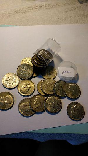 20 Kennedy Silver Half Dollar Roll for Sale in Cape Coral, FL