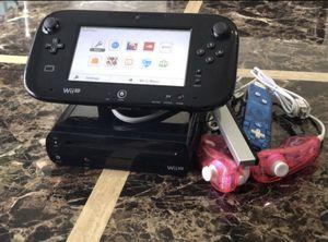 Nintendo Wii U (Mario Kart 8 Pre-Installed) for Sale in Columbus, OH