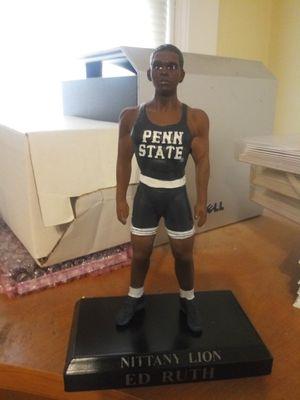 Ed Ruth Penn State wrestling bobblehead for Sale in York, PA