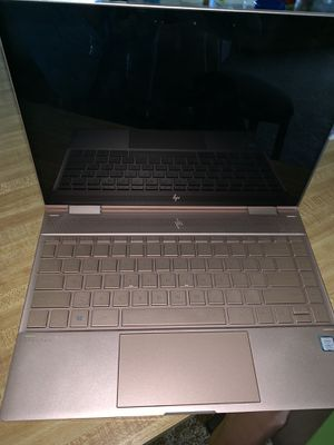 HP Spectre x360 rose gold refurbished for Sale in Seattle, WA