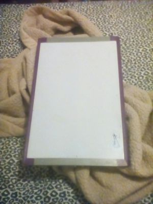 Dry erase board for Sale in Webb City, MO
