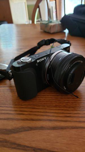 Sony digital camera Alpha nex-3 for Sale in Shutesbury, MA